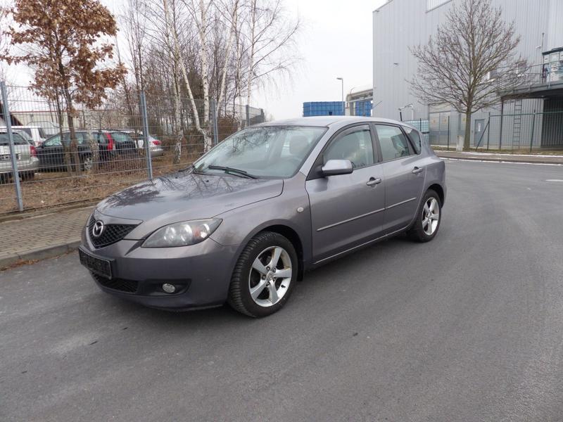 Рама и Каросерия за Mazda 3