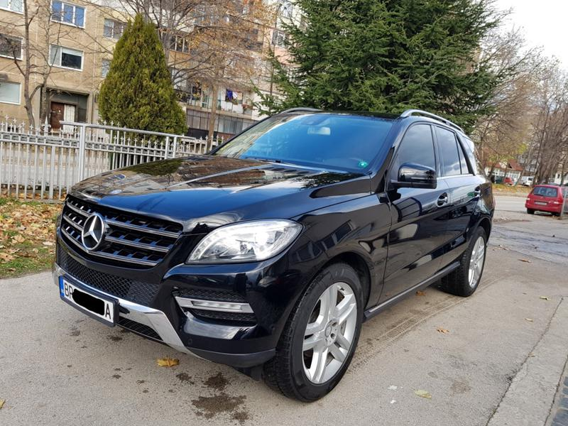 Mercedes-Benz ML 250 CDI Sport/Eco pro, снимка 3