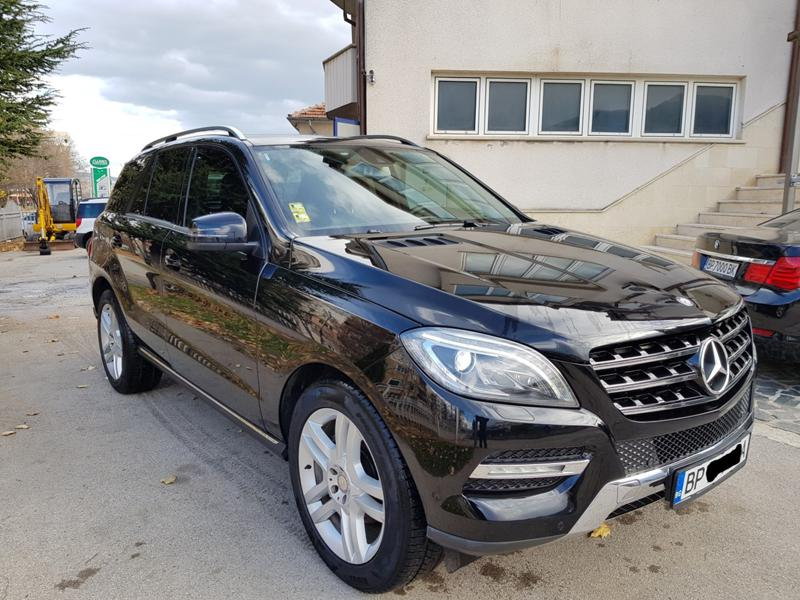 Mercedes-Benz ML 250 CDI Sport/Eco pro, снимка 1
