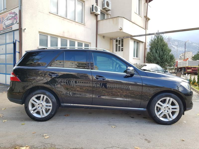 Mercedes-Benz ML 250 CDI Sport/Eco pro, снимка 4