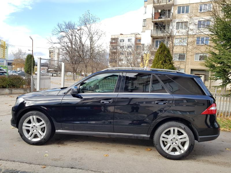 Mercedes-Benz ML 250 CDI Sport/Eco pro, снимка 8