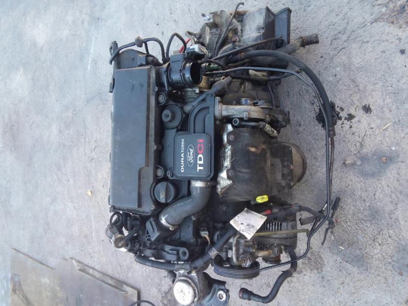 Двигател за Ford Fiesta
