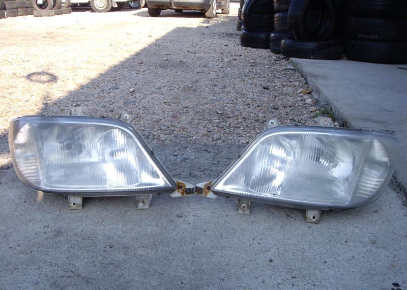 Светлини за Mercedes-Benz Sprinter