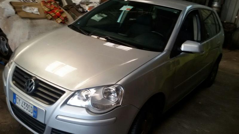VW Polo 1.4 FSI