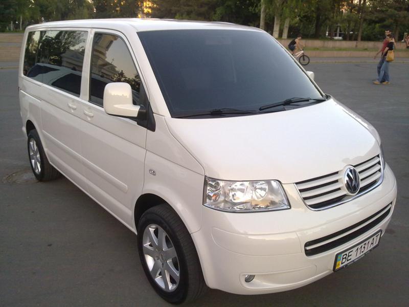 VW Multivan НА ЧАСТИ след 2004 до 2010