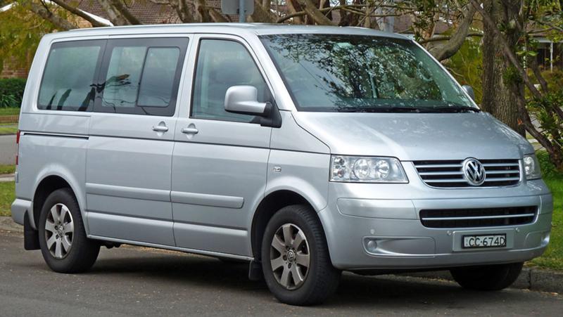 VW Multivan НА ЧАСТИ след 2004 до 2010, снимка 3