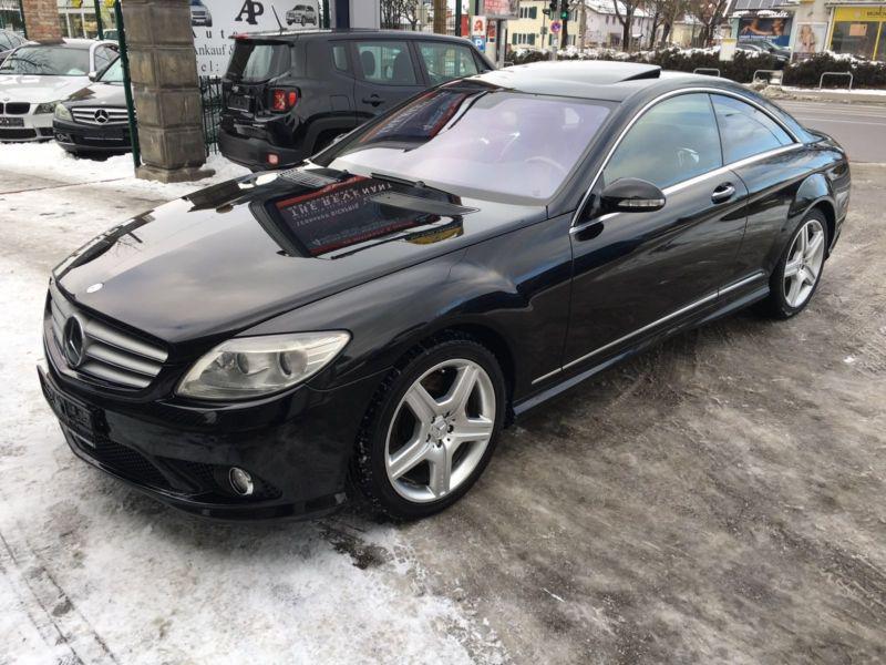 Mercedes-Benz CL 500 4 matik, снимка 2