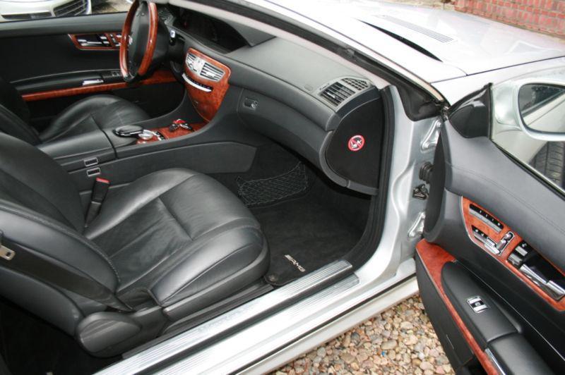 Mercedes-Benz CL 500 4 matik, снимка 4