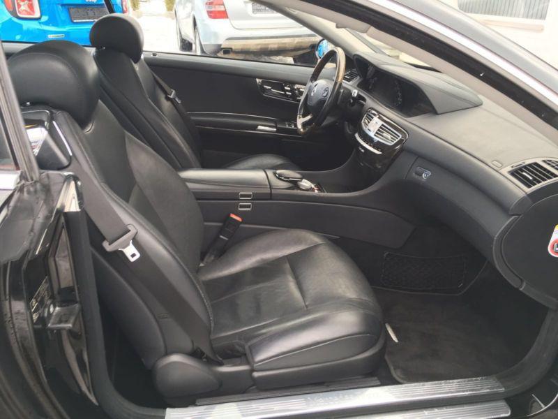 Mercedes-Benz CL 500 4 matik, снимка 6
