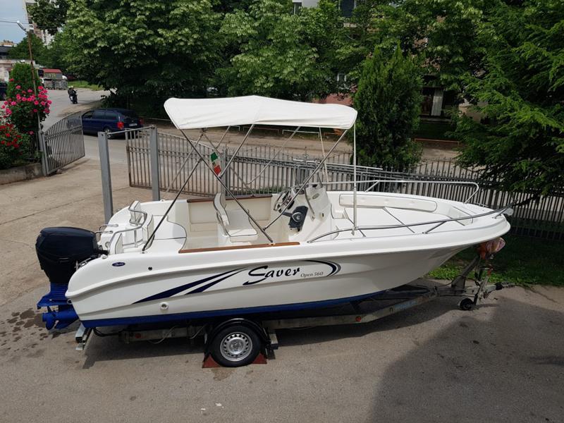 Лодка Sailart Saver 560 Open