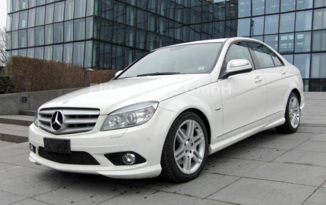 Mercedes-Benz C 320 CDI-4matic
