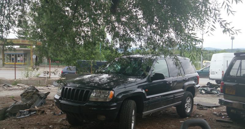 Jeep Grand cherokee 3.1TDI 20 БРОЯ