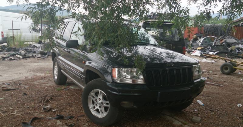 Jeep Grand cherokee 3.1TDI 20 БРОЯ, снимка 4