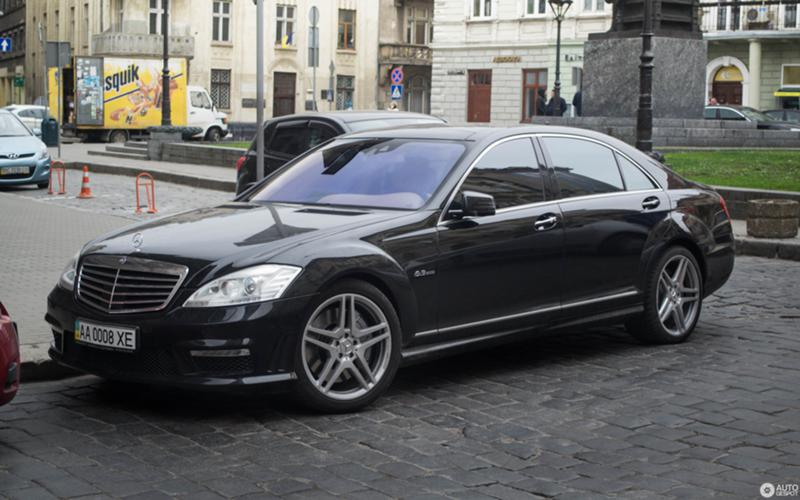 Mercedes-Benz S 500 w221,w222