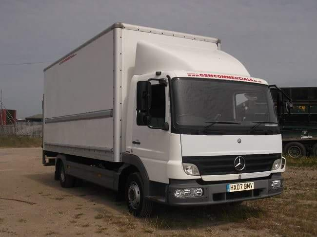 Mercedes-Benz Atego 816 automatic