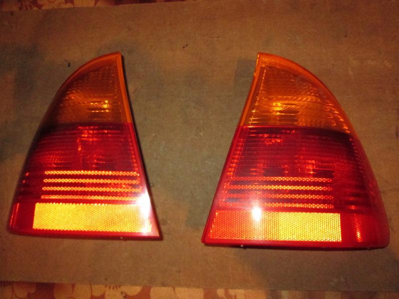 Светлини за BMW 320