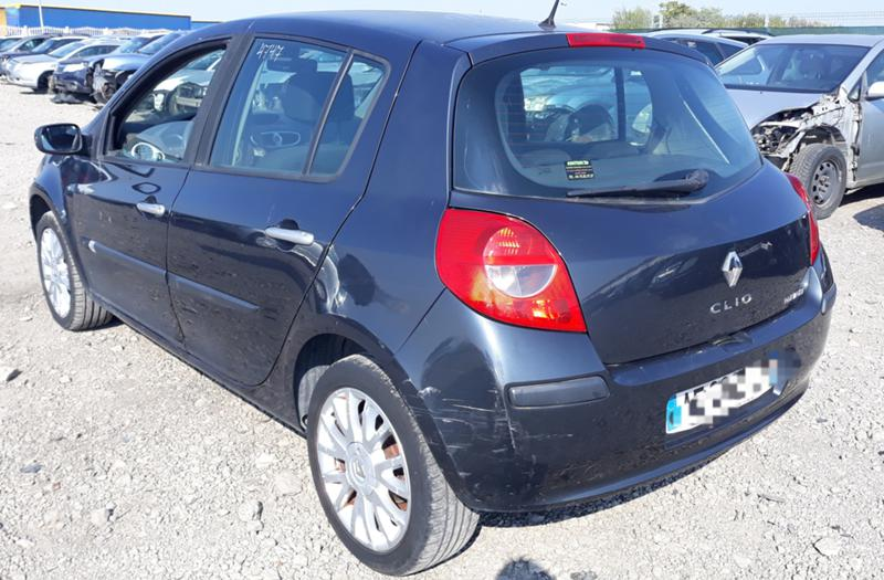 Renault Clio 1.5dci/85hp, снимка 3