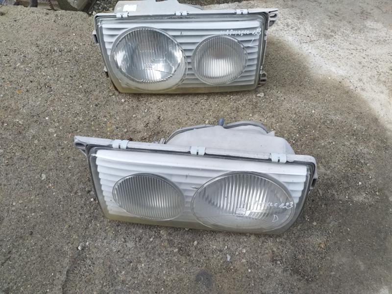 Светлини за Mercedes-Benz 123
