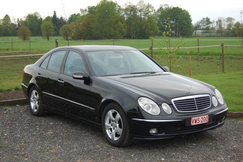 Mercedes-Benz E 220 Е 220 СDI