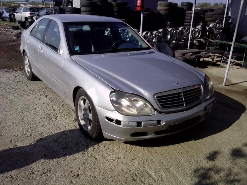 Mercedes-Benz S 320 320CDI, снимка 3
