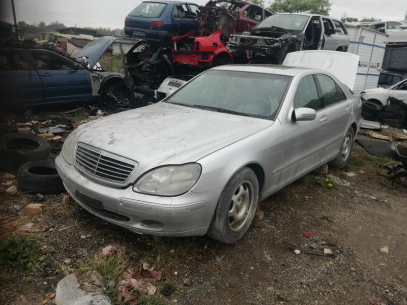 Mercedes-Benz S 320 320CDI