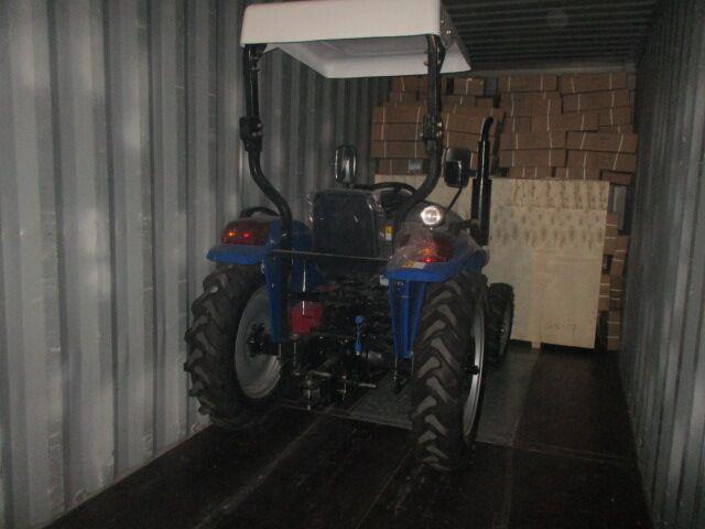 Трактор Yanmar ty-25,30, снимка 3