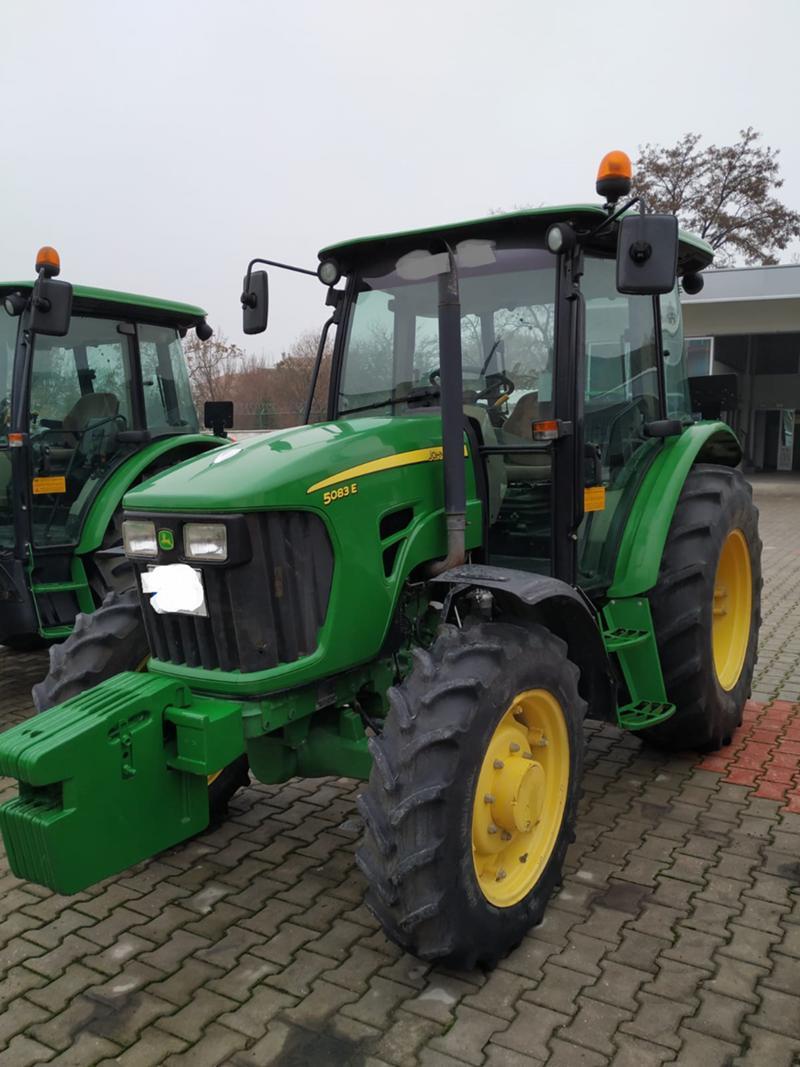 Трактор John Deere 5083 22000 евро без ДДС