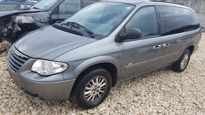 Chrysler Gr.voyager 2.8 CRD 150к.с