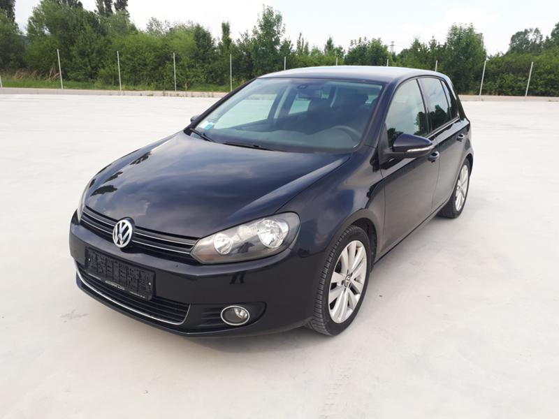 VW Golf 6-1.4TSi 122kc HighLine