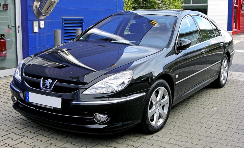 Peugeot 607 2.0HDI.НА ЧАСТИ