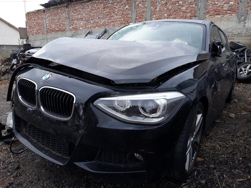 BMW 120 D M-Paket na 4asti