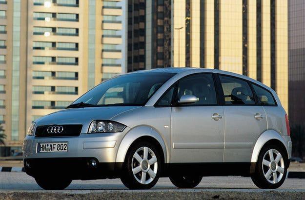 Audi A2 1.6fsi