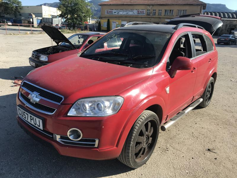 Chevrolet Captiva 2.4i 2WD 115000км. 4 броя