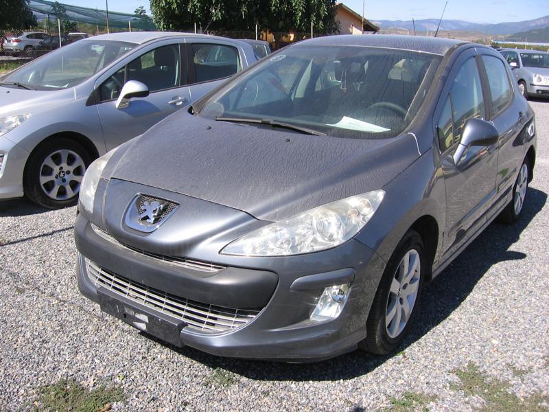 Peugeot 308 1.6HDI  2br. NAVI