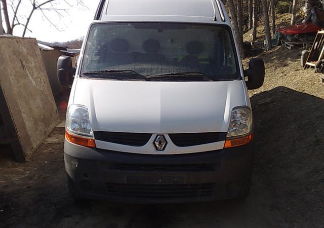 Renault Master 3br 2.5CDI 2008g