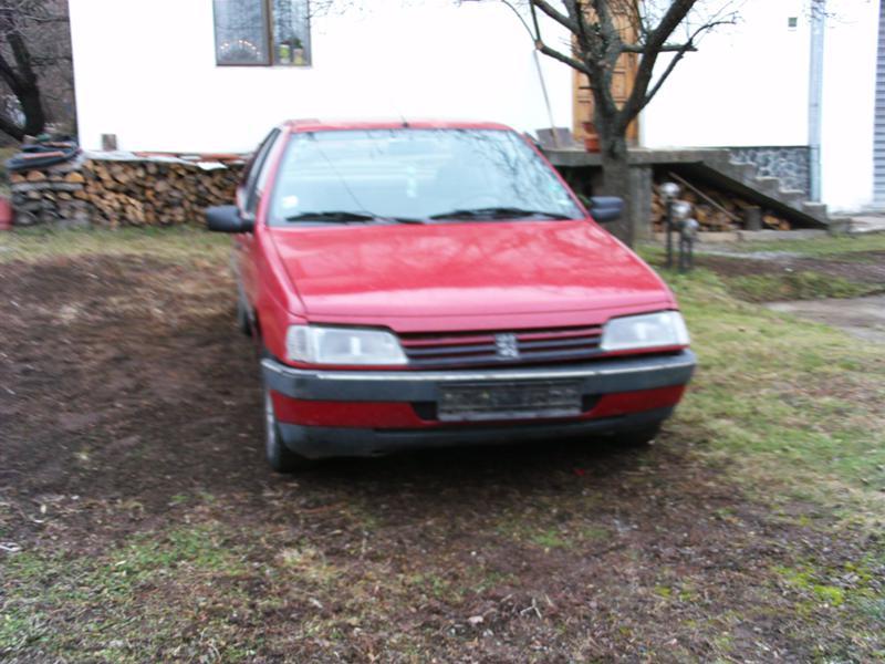 Рама и Каросерия за Peugeot 405