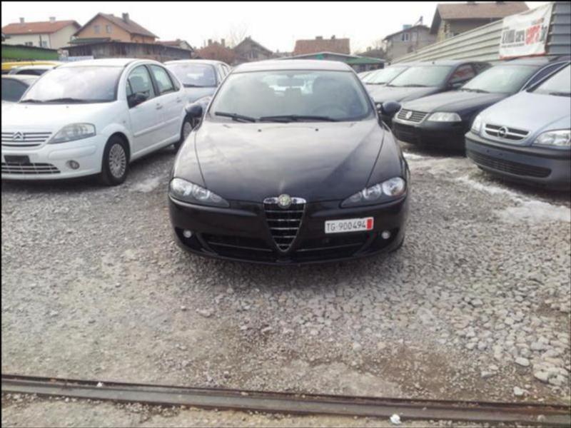 Alfa Romeo 147 1.6 Швейцария