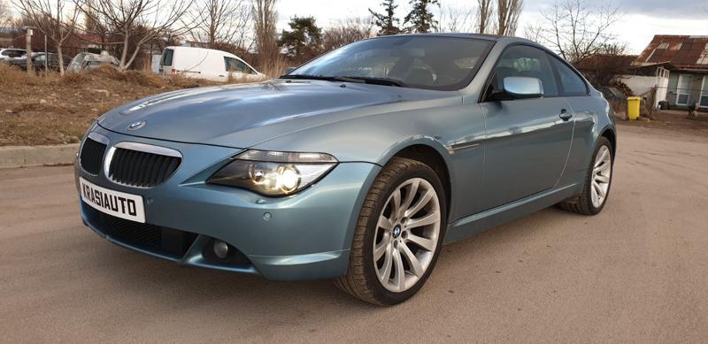 BMW 630 На Части