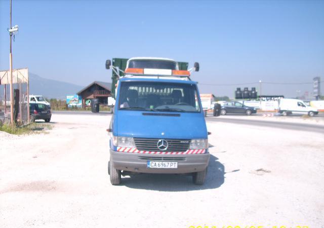 Mercedes-Benz 412 2.9 TDI
