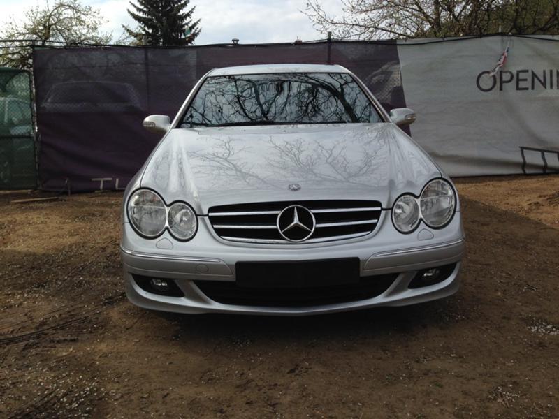 Mercedes-Benz CLK 220CDI 66000 мили