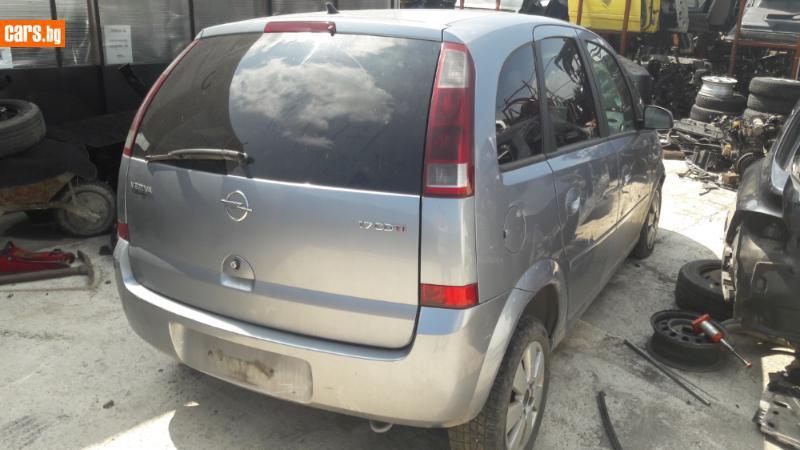 Opel Meriva 1.7CDTI 101к.с.