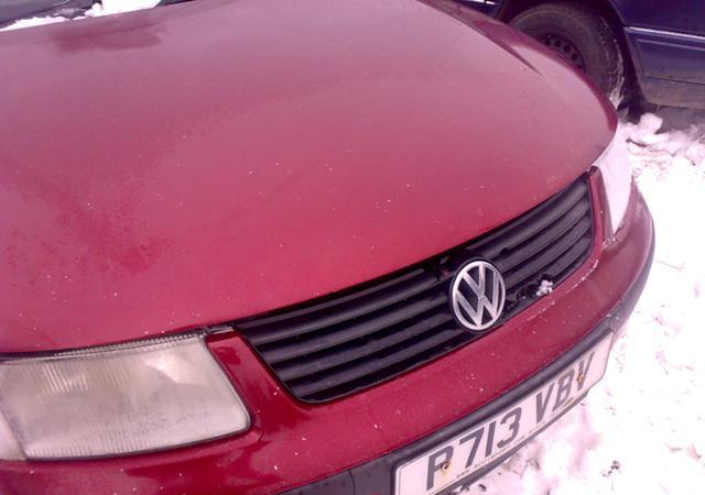 VW Passat 1.9tdi на части