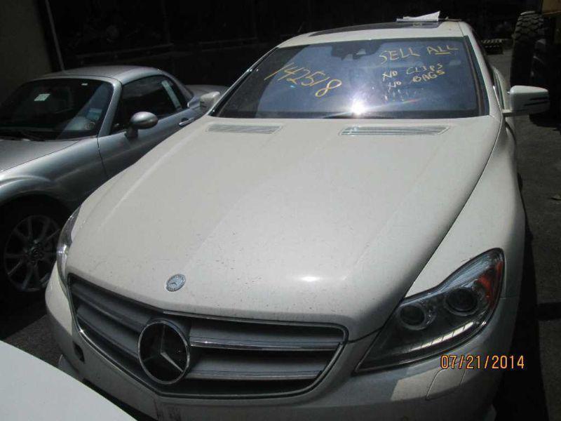 Mercedes-Benz CL 500 Автоморга Мерцедес, снимка 1