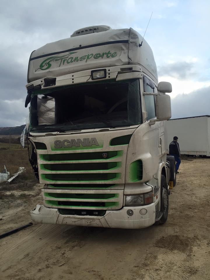 Scania R 440;480 НА ЧАСТИ E-5