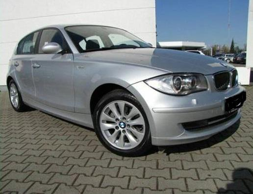 BMW 118 D Facelift