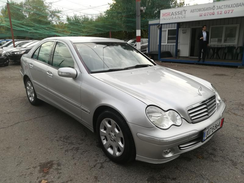 Mercedes-Benz C 220 CDI FACELIFT 6ck