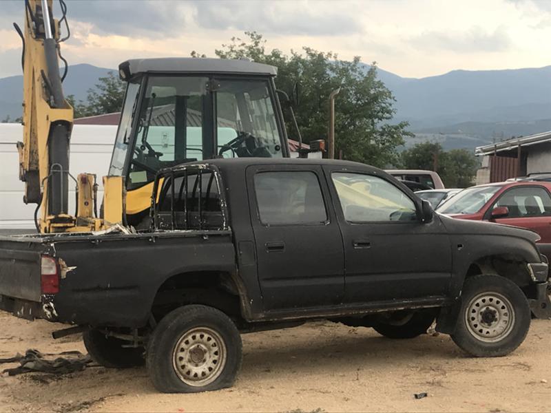 Toyota Hilux 2400,2500,3000 td