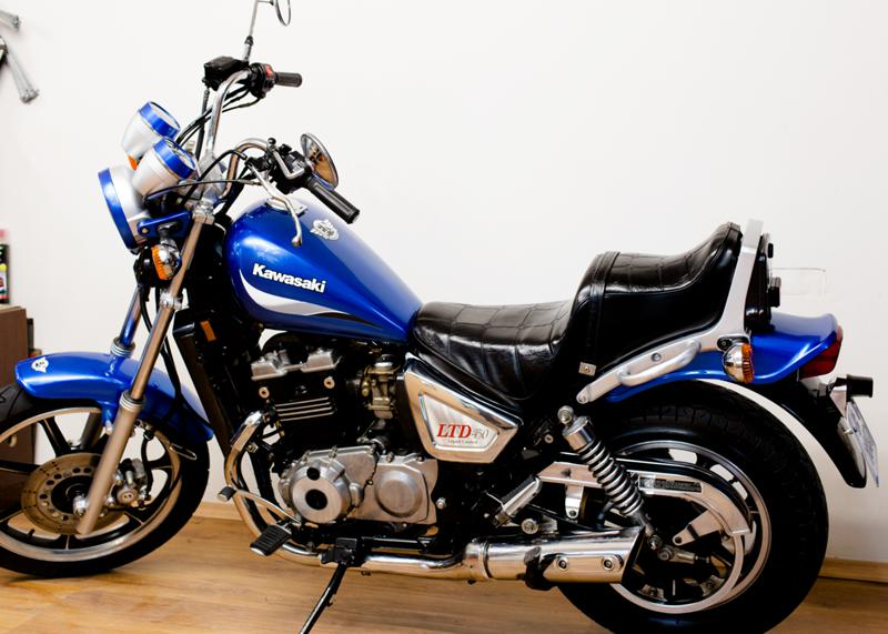 Kawasaki EN LTD 450