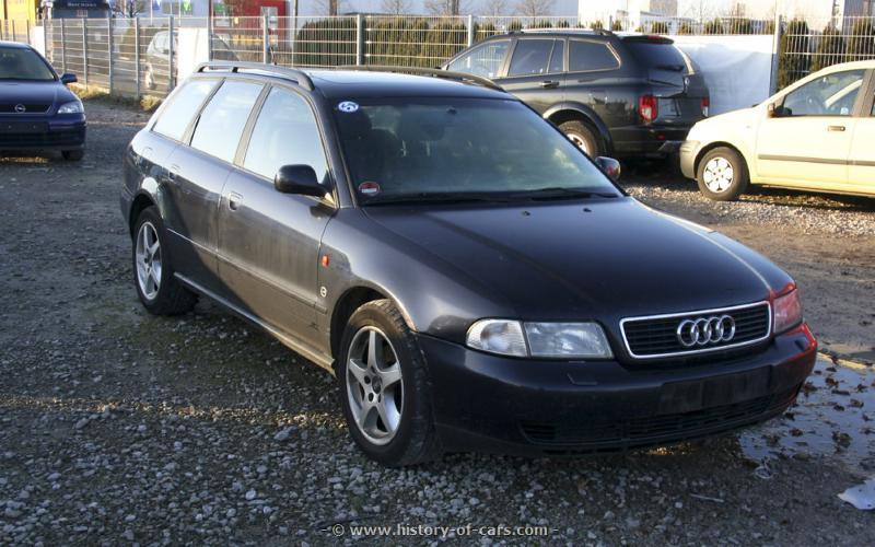 Audi A4 2.5и1.9tdi 1.8T