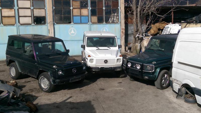 Mercedes-Benz G 230 230/280/300 15бр